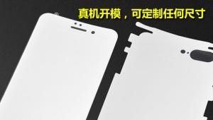 批发定制各种型号尺寸手机水凝膜