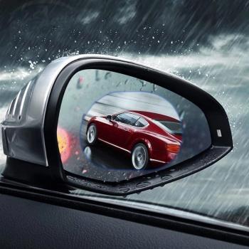 后视镜防雨膜