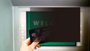 厂家定制ATM取款机专用防窥膜防窥片