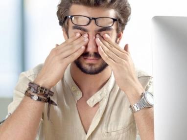 长期对着电脑该如何保护眼睛呢?