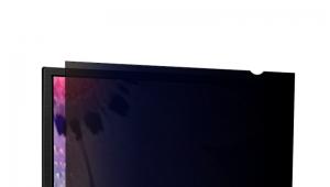 适用考场18.5寸台式电脑屏防窥膜,显示屏幕防窥膜