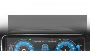汽车光线控制膜防窥膜屏幕保护膜, 适用于各大品牌汽车导航仪表屏