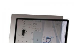 汽车显示屏防窥膜屏幕保护膜, 适用于各大品牌汽车导航仪表屏